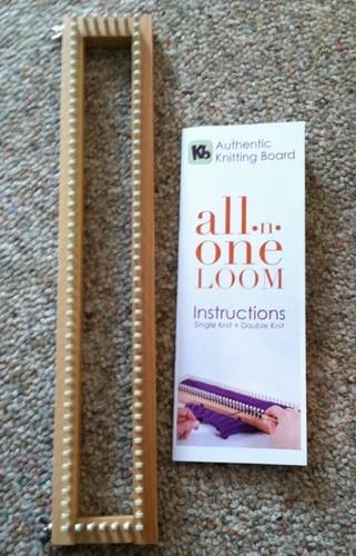 All In One Loom Authentic Kb Knitting Board Kb Sock Loom Yarn