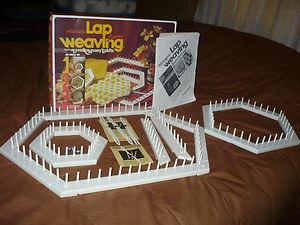 Love & Money Crafts Hexagon Lap Weaving Looms