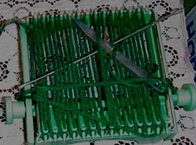 NIB Magic Loom w/ 3 Metal Grids & Weave Easy Plastic Loom