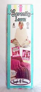 knitting loom blanket instructions