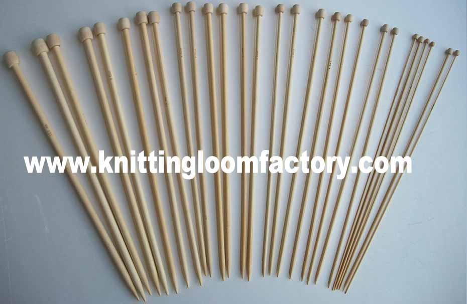 Bamboo Knitting Needles : Bamboo Knitting Needles