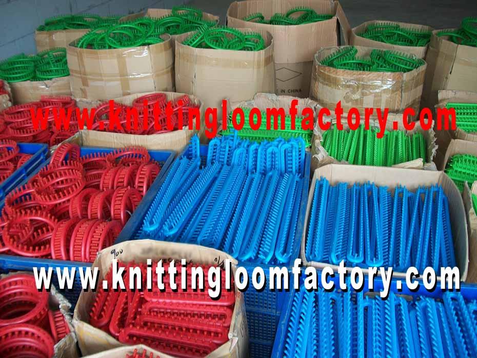 straight knitting loom instructions
