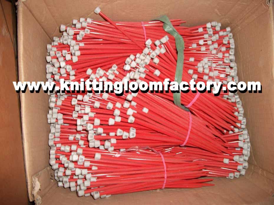 Steel Knitting Needles